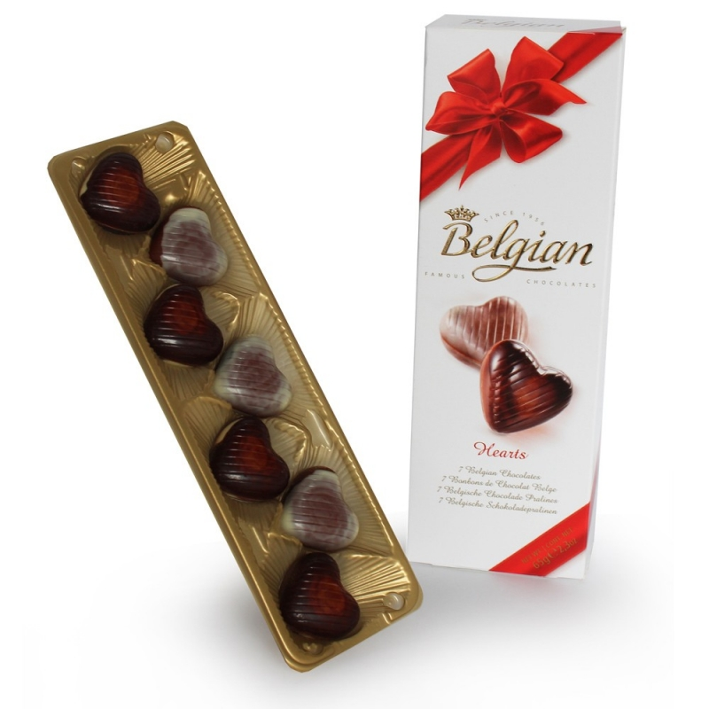 CHOCOLATES BELGIAN